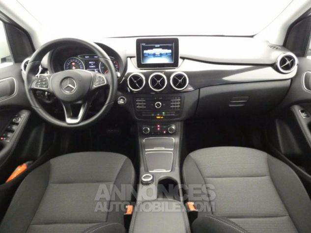 Mercedes Classe B 180 CDI Business 7G-DCT Blanc Cirrus Occasion - 2