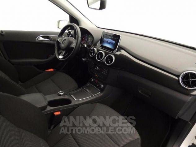Mercedes Classe B 180 CDI Business 7G-DCT Blanc Cirrus Occasion - 3