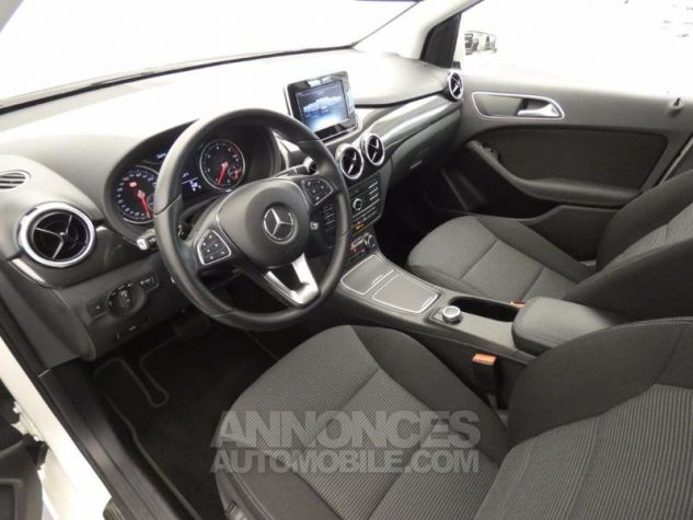 Mercedes Classe B 180 CDI Business 7G-DCT Blanc Cirrus Occasion - 4