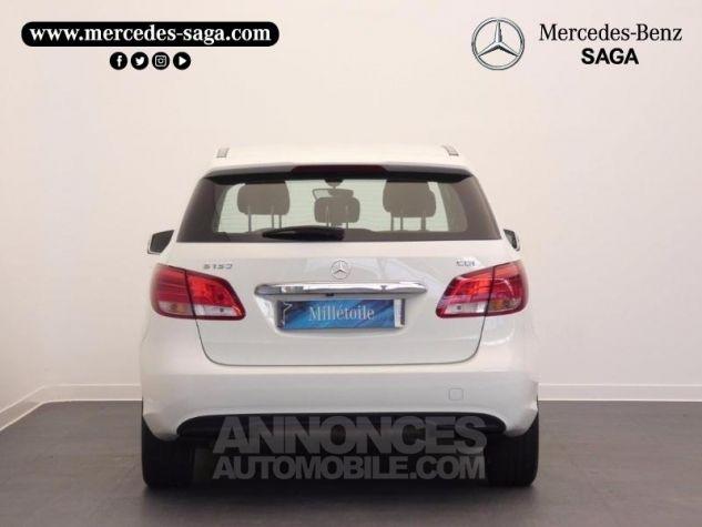 Mercedes Classe B 180 CDI Business 7G-DCT Blanc Cirrus Occasion - 7