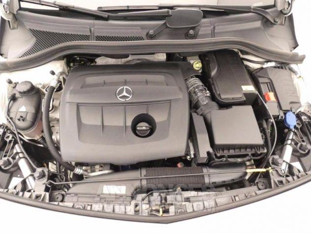 Mercedes Classe B 180 CDI Business 7G-DCT Blanc Cirrus Occasion - 17