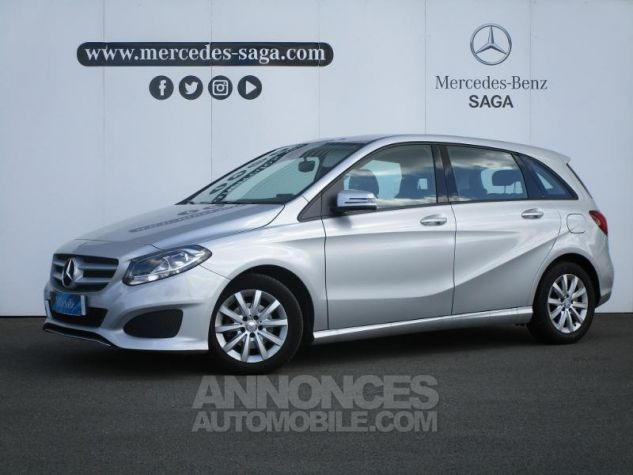 Mercedes Classe B 180 CDI Business ARGENT POLAIRE Occasion - 0