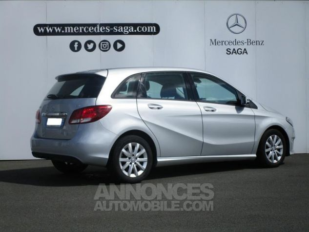 Mercedes Classe B 180 CDI Business ARGENT POLAIRE Occasion - 1