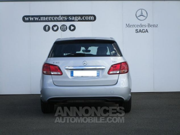 Mercedes Classe B 180 CDI Business ARGENT POLAIRE Occasion - 5