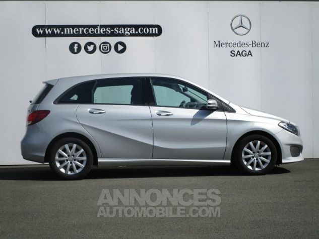 Mercedes Classe B 180 CDI Business ARGENT POLAIRE Occasion - 6