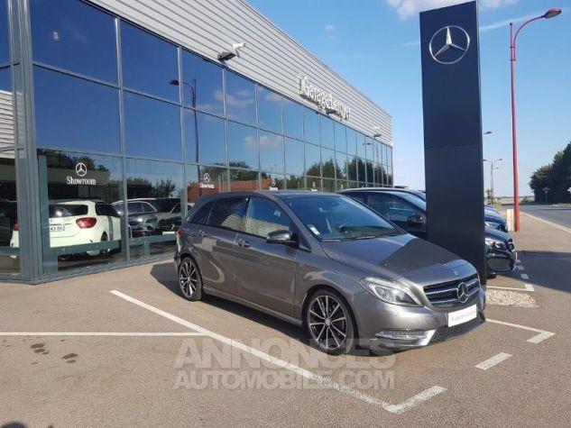 Mercedes Classe B 180 CDI Fascination GRIS MONTAGNE Occasion - 0