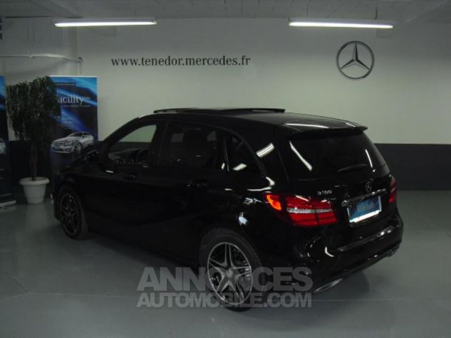 Mercedes Classe B 180 CDI Fascination 7G-DCT noir cosmos Occasion - 5