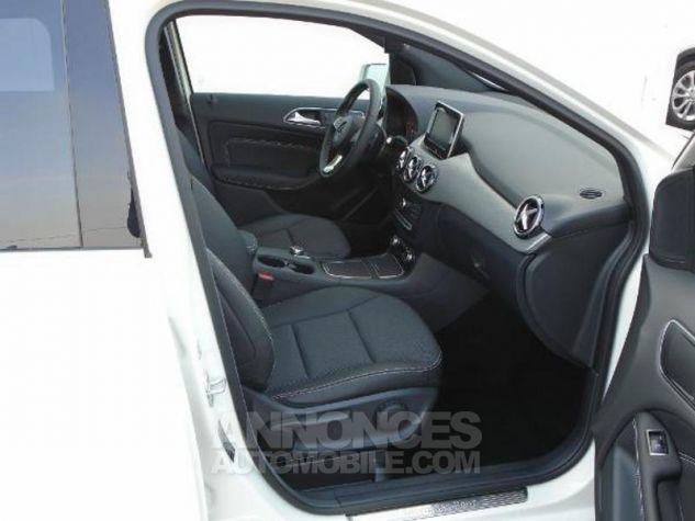 Mercedes Classe B 180 CDI Sensation 7G-DCT BLANC CIRRUS Occasion - 4