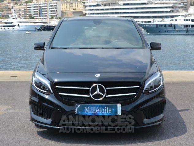 Mercedes Classe B 180 d 109ch Fascination Noir Occasion - 1