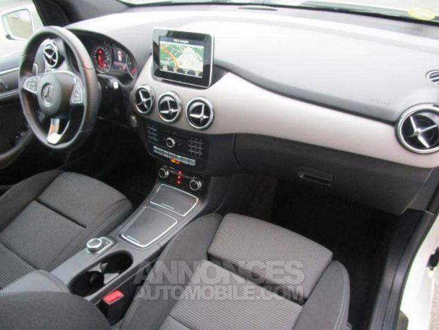 Mercedes Classe B 180 d 109ch Inspiration 7G-DCT BLANC CIRRUS Occasion - 4