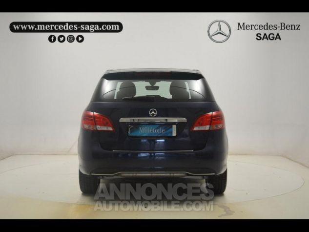 Mercedes Classe B 180 d 109ch Inspiration 7G-DCT BLEU CAVANSITE Occasion - 1