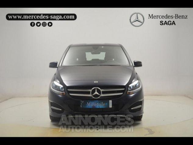 Mercedes Classe B 180 d 109ch Inspiration 7G-DCT BLEU CAVANSITE Occasion - 4