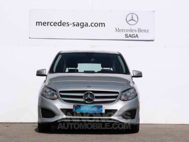 Mercedes Classe B 180 d Business 7G-DCT Argent Polaire Occasion - 4