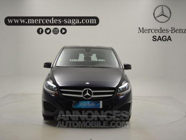 Mercedes Classe B 180 d Business 7G-DCT bleu cavansite Occasion - 3