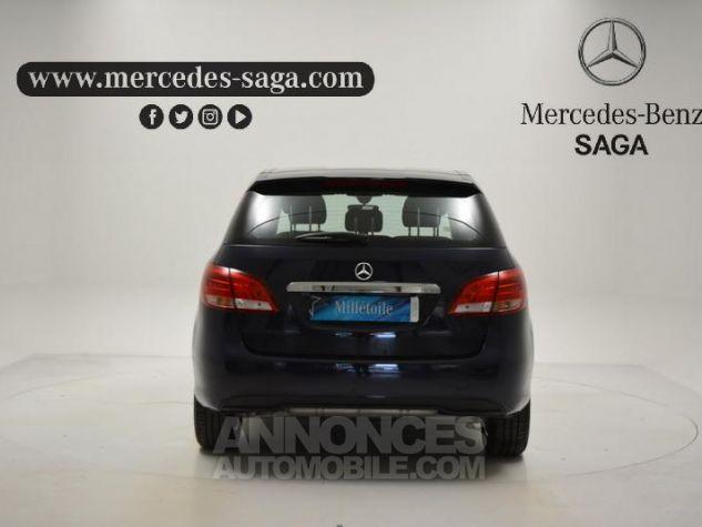Mercedes Classe B 180 d Business 7G-DCT bleu cavansite Occasion - 5