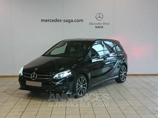 Mercedes Classe B 180 d Business Executive Edition NOIR COSMOS Occasion - 0