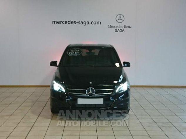 Mercedes Classe B 180 d Business Executive Edition NOIR COSMOS Occasion - 2
