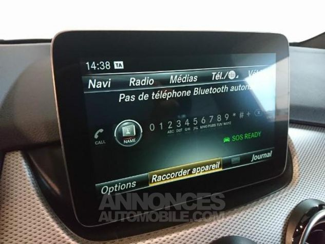 Mercedes Classe B 180 d Business Executive Edition NOIR COSMOS Occasion - 6