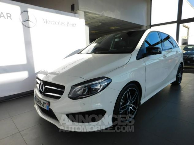 Mercedes Classe B 180 d Fascination 7G-DCT  Occasion - 0