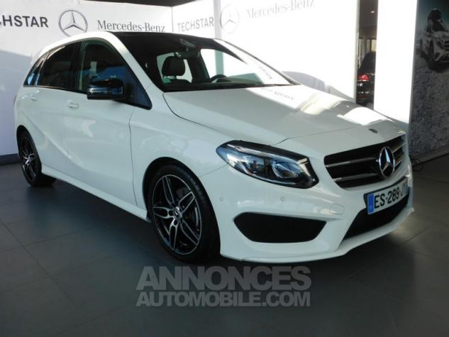 Mercedes Classe B 180 d Fascination 7G-DCT  Occasion - 11