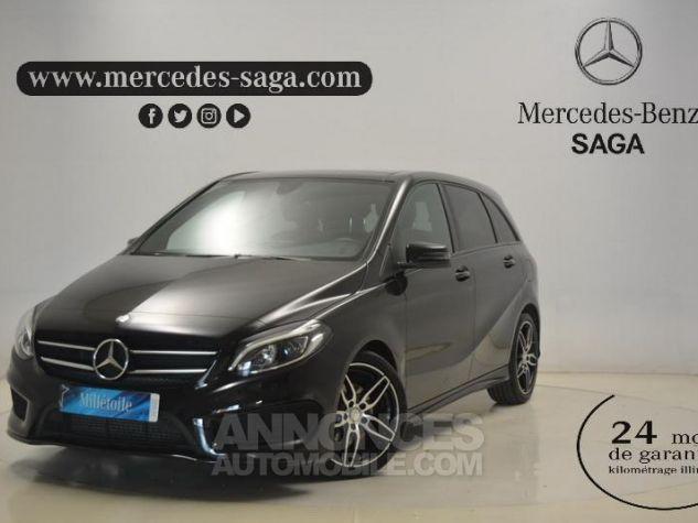 Mercedes Classe B 180 d Fascination Noir Cosmos métallisé Occasion - 0