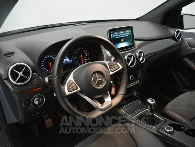 Mercedes Classe B 180 d Fascination Noir Cosmos métallisé Occasion - 6