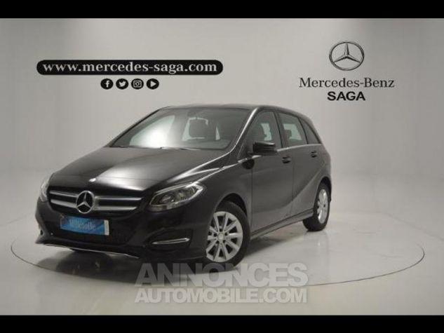 Mercedes Classe B 180 d Inspiration NOIR Occasion - 0