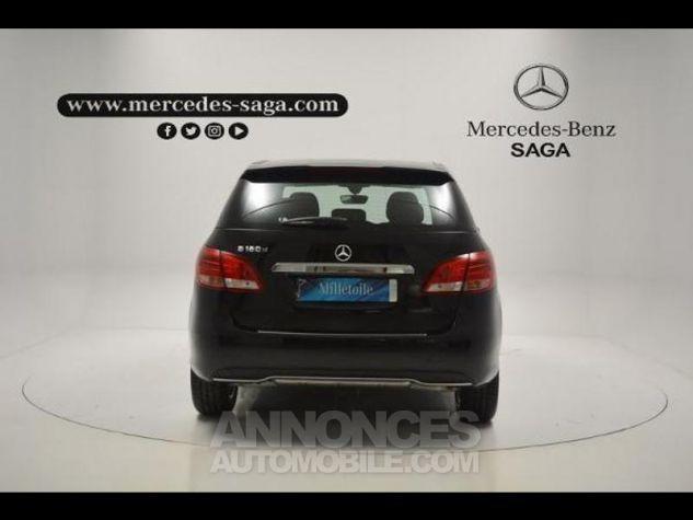 Mercedes Classe B 180 d Inspiration NOIR Occasion - 4
