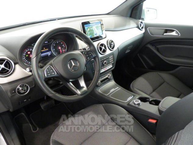 Mercedes Classe B 180 d Sensation Argent Polaire Occasion - 5