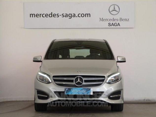 Mercedes Classe B 180 d Sensation Argent Polaire Occasion - 6