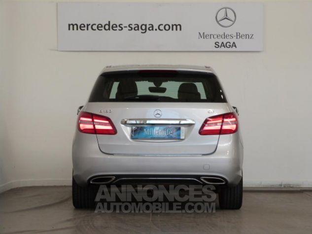 Mercedes Classe B 180 d Sensation Argent Polaire Occasion - 8