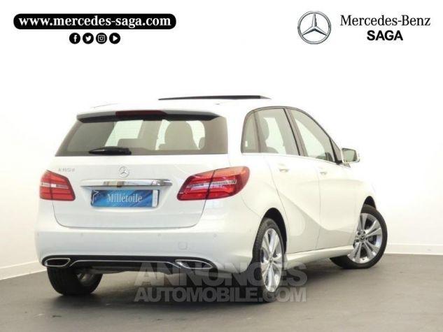Mercedes Classe B 180 d Sensation 7G-DCT Blanc Cirrus Occasion - 1