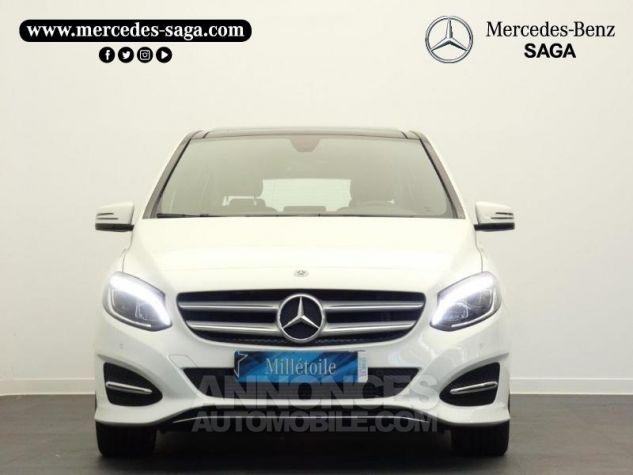 Mercedes Classe B 180 d Sensation 7G-DCT Blanc Cirrus Occasion - 5