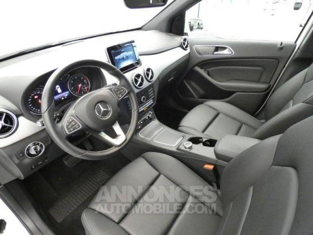 Mercedes Classe B 180 d Sensation 7G-DCT Blanc Cirrus Occasion - 8