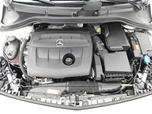 Mercedes Classe B 180 d Sensation 7G-DCT Blanc Cirrus Occasion - 18