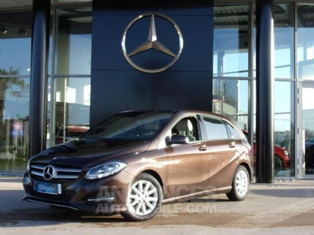 Mercedes Classe B 180 Inspiration MARRON Occasion - 0