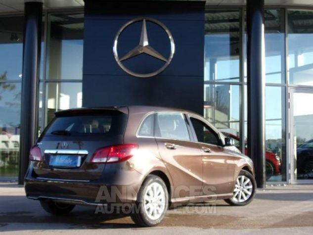 Mercedes Classe B 180 Inspiration MARRON Occasion - 1