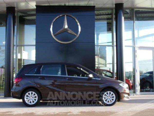 Mercedes Classe B 180 Inspiration MARRON Occasion - 8