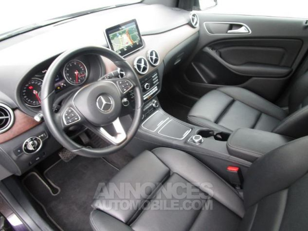 Mercedes Classe B 200 156ch Inspiration 7G-DCT VIOLET BOREALE Occasion - 4