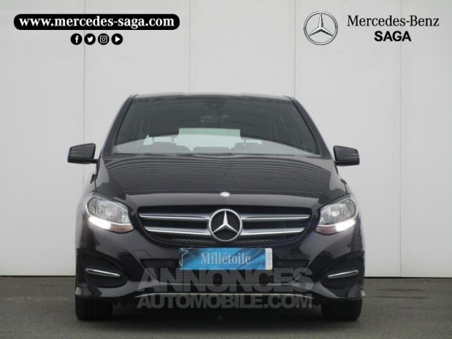 Mercedes Classe B 200 156ch Inspiration 7G-DCT VIOLET BOREALE Occasion - 16