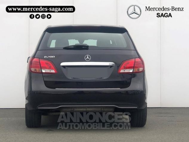 Mercedes Classe B 200 156ch Inspiration 7G-DCT VIOLET BOREALE Occasion - 17