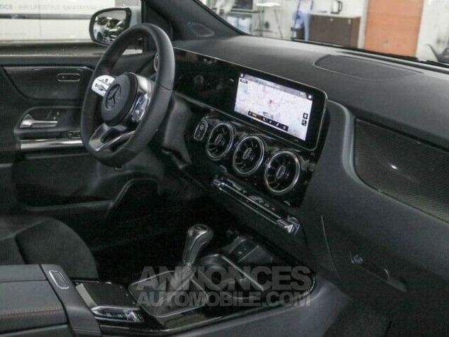 Mercedes Classe B 200 AMG line  Blanche Occasion - 4
