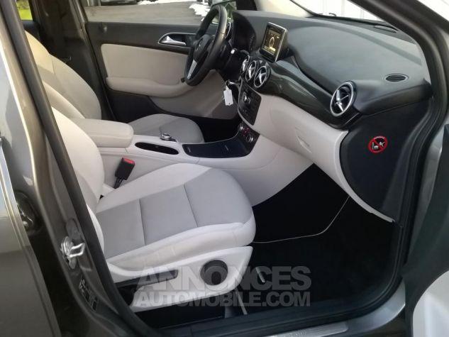 Mercedes Classe B 200 CDI BLUEEFFICIENCY Design 7-G DCT A Gris Occasion - 5