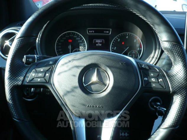 Mercedes Classe B 200 CDI Fascination Gris Clair Occasion - 5
