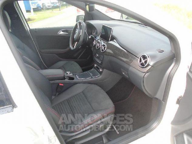 Mercedes Classe B 200 CDI Fascination 7G-DCT BLANC Occasion - 7