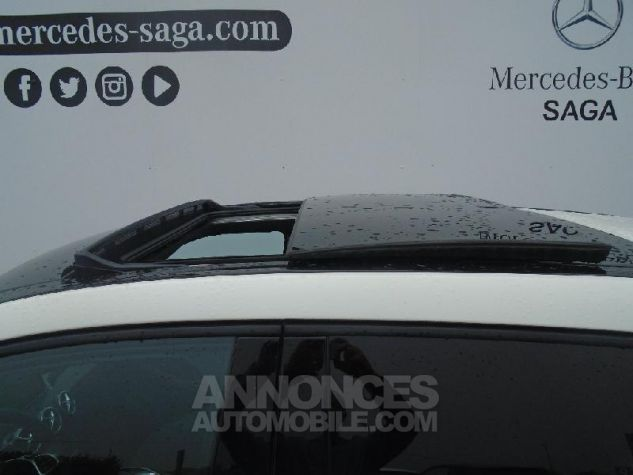 Mercedes Classe B 200 CDI Fascination 7G-DCT BLANC Occasion - 11