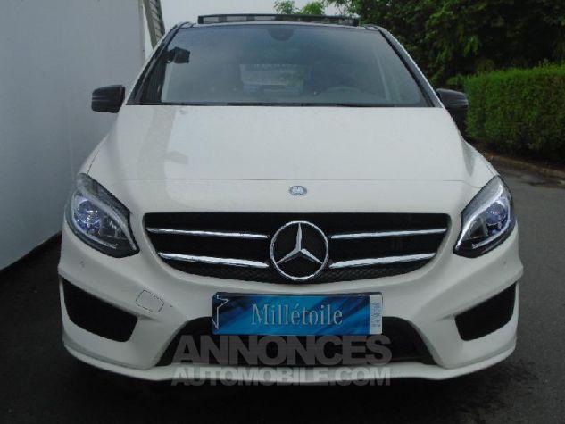 Mercedes Classe B 200 CDI Fascination 7G-DCT BLANC Occasion - 13