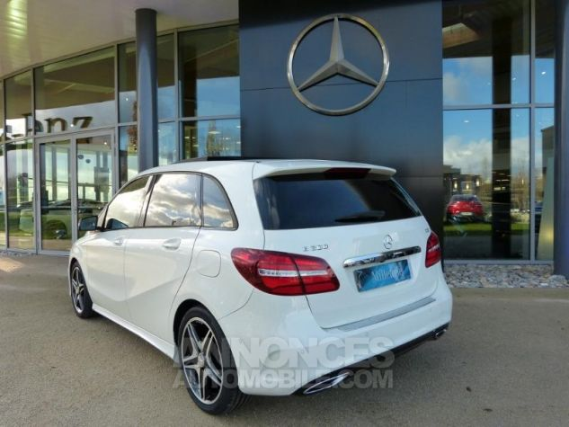 Mercedes Classe B 200 CDI Fascination 7G-DCT Blanc Occasion - 1