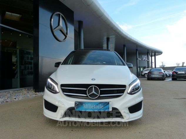 Mercedes Classe B 200 CDI Fascination 7G-DCT Blanc Occasion - 7