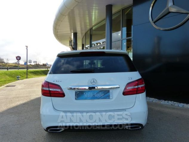 Mercedes Classe B 200 CDI Fascination 7G-DCT Blanc Occasion - 9